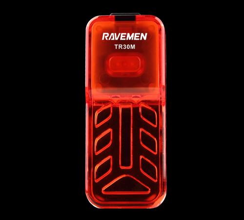 Задня блимавка Ravemen TR30M