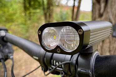 PR1600 Bike Light Review from MTBPro
