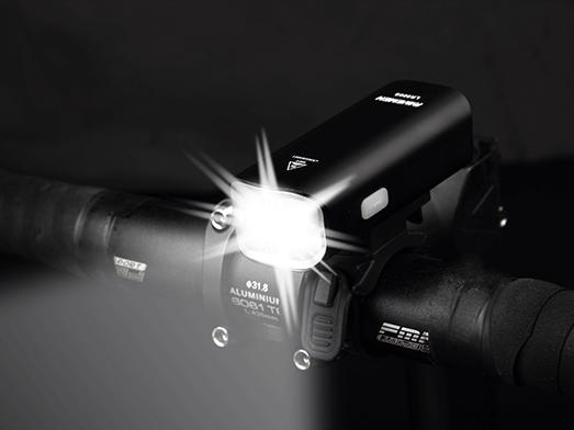 RAVEMEN LR500S bike light daytime visible flashing