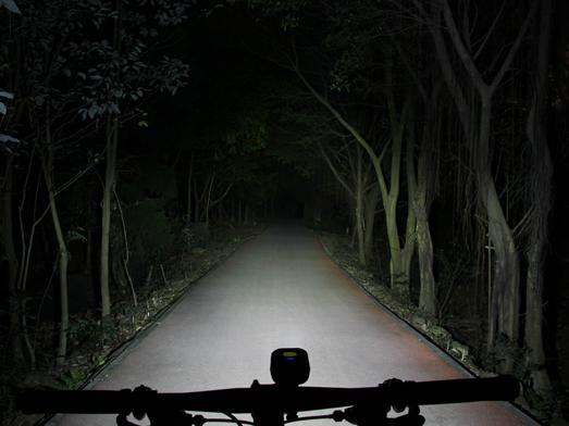 RAVEMEN PR800 bike light, HiLo beam system