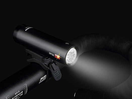 RAVEMEN CR700 bike light side visibility