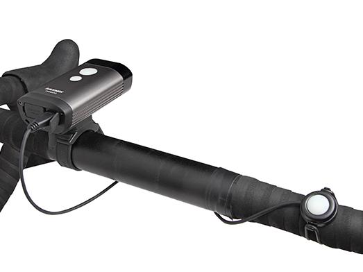 RAVEMEN PR800 bike light, wired remote button