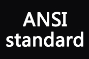 RAVEMEN Lights are tested and mesured by ANSI Standard