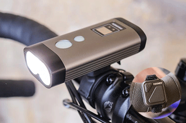 PR1600 Bike Light review from Road.cc