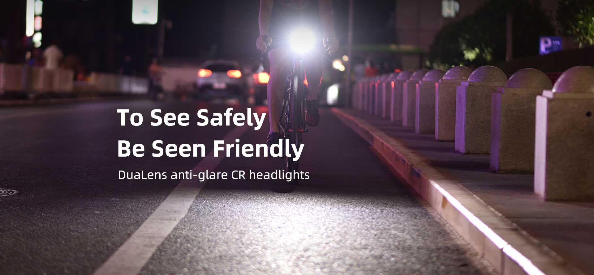RAVEMEN CR Anti-glare Headlights